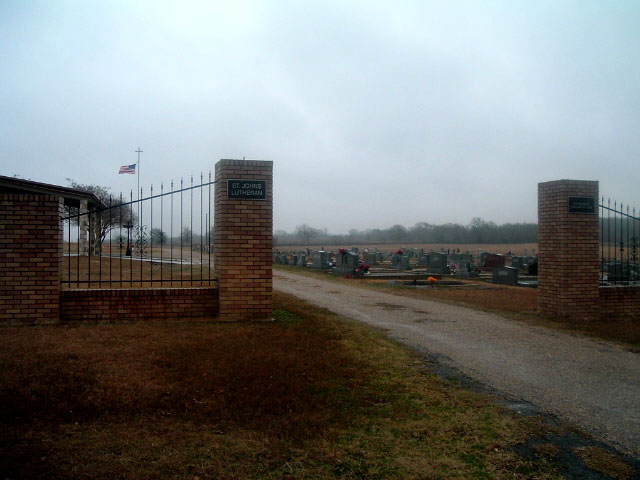 Photo of Deanville Lutheran Church Cemetery